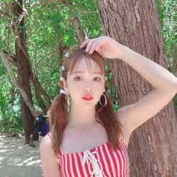 モデルプレス - 藤田ニコル、SEXY水着姿公開「天使」「羨ましいスタイル」の声