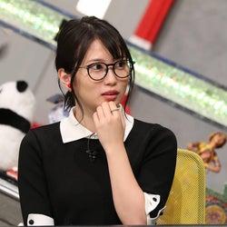 大人になった志田未来、メガネ姿も美しい…【今週のメガネ美女】