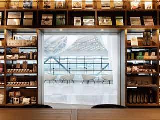 「羽田空港 蔦屋書店」スタバ併設ブックカフェが第2ターミナルに誕生