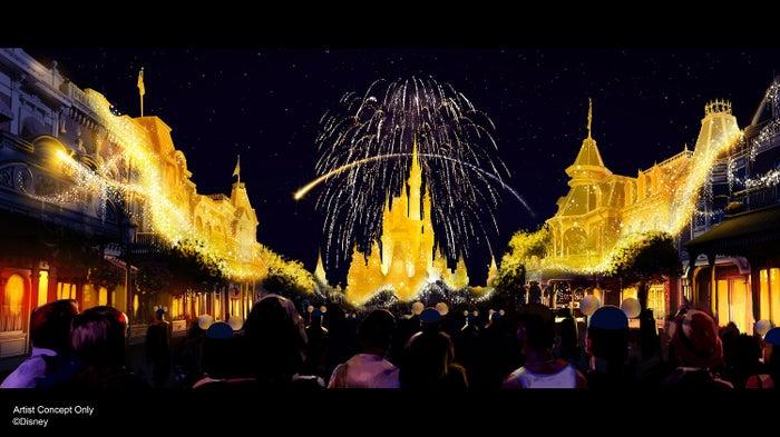 フロリダ ウォルト・ディズニー・ワールド・リゾート「世界で一番マジカルなセレブレーション」※イメージ(C)Disney