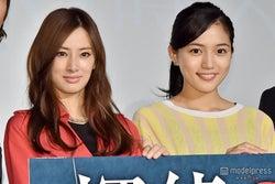 北川景子&川口春奈、決勝進出なでしこジャパンにエール