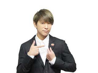 NEWS小山慶一郎、コメンテーター初挑戦「盛大な花火を打ち上げたい」