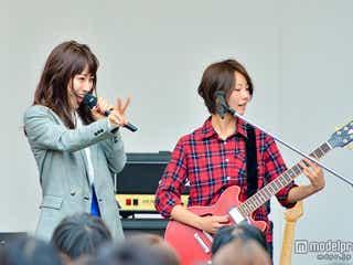 瀧本美織率いるLAGOON、現役女子高生ギタリストが加入
