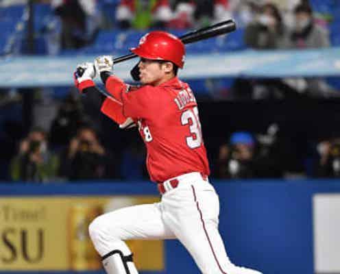 若鯉・宇草の躍動に目を細める背番号38の先代・赤松二軍コーチ「もう二軍に帰ってこなくていい」