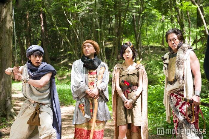 「勇者ヨシヒコ」3年ぶりの続編がクランクイン(C)「勇者ヨシヒコと導かれし七人」製作委員会