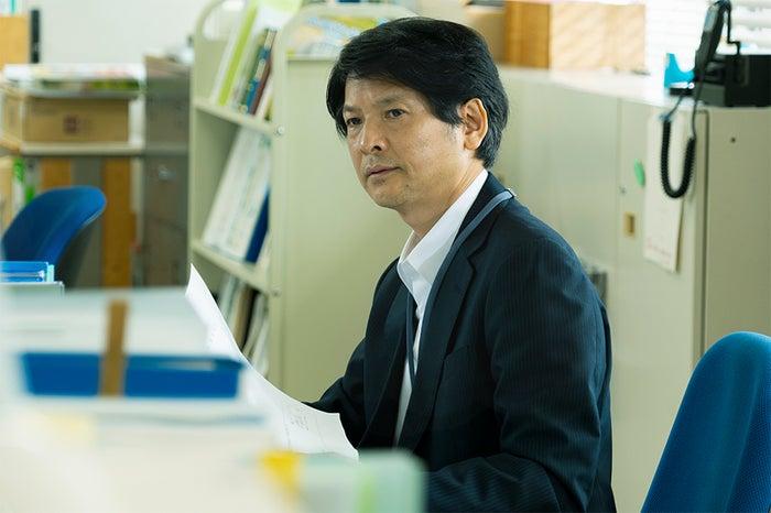 緒形直人 (C)2021映画「護られなかった者たちへ」製作委員会