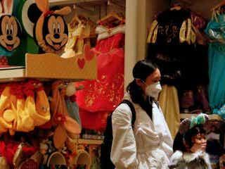 香港ディズニーランド、15日から再び閉鎖 感染拡大受け