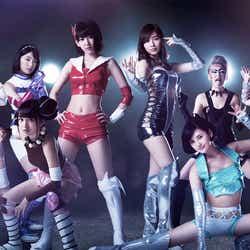 モデルプレス - AKB48、SEXY衣装でプロレス挑戦?宮脇咲良・松井珠理奈らプロ弟子入り<メンバーコメント到着>