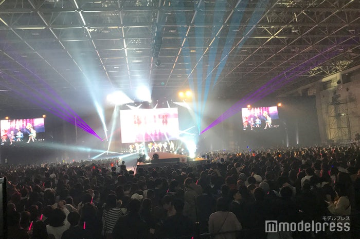 「TGC SHIZUOKA 2019」会場の模様(C)モデルプレス