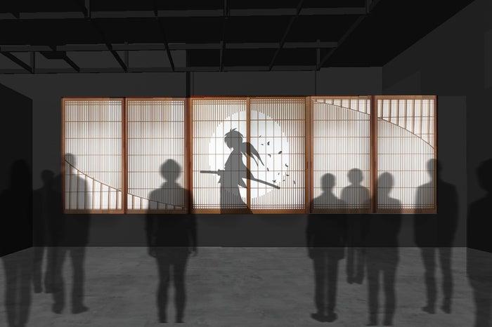 イメージ図 「シアター」(C)和月伸宏/集英社