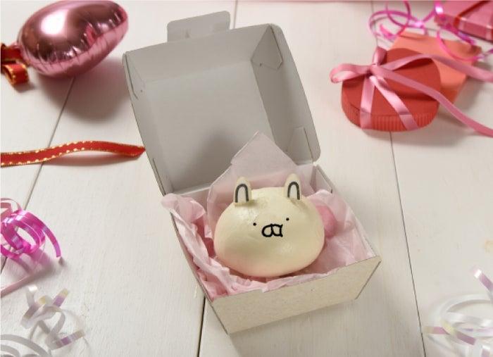 うさまる またふとった?チョコまん490円(税抜)/画像提供:株式会社レッグス