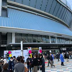「KANSAI COLLECTION 2021 SPRING&SUMMER」外観 (C)モデルプレス