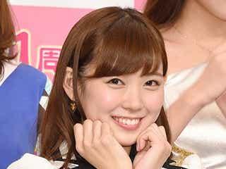 NMB48渡辺美優紀、AKB48の10周年の想い&今後の目標を明かす「さや姉が食べてくれる」