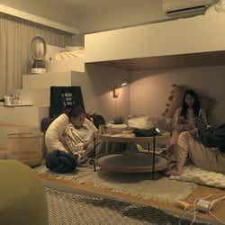 女子部屋「TERRACE HOUSE TOKYO 2019-2020」8th WEEK(C)フジテレビ/イースト・エンタテインメント