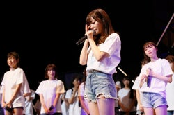 指原莉乃、HKT48卒業を涙で発表 会場騒然…卒業コンサート&大感謝祭の日程も決定