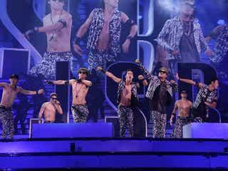 三代目JSB、LIVE DVDのティザー映像公開!アルバム100万枚&ツアー動員数120万人でダブルミリオン達成