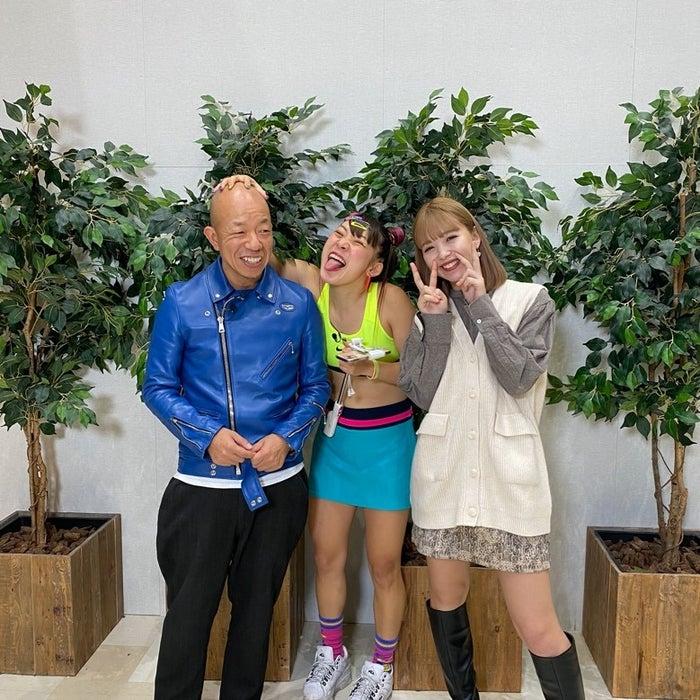 小峠英二、フワちゃん、藤田ニコル (C)日本テレビ