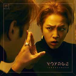 【怒】『Voyage』(2017年8月9日発売)初回盤B