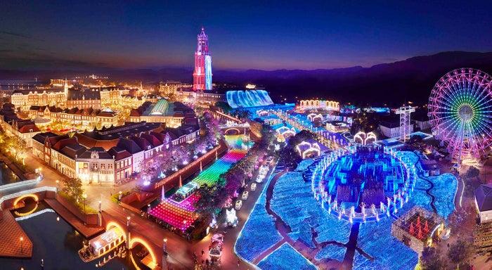 一度は訪れたい!夜景鑑賞士が選ぶ「日本三大イルミネーション」決定/画像提供:一般社団法人夜景観光コンベンション・ビューロー