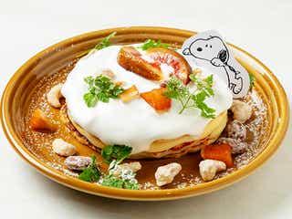 ピーナッツのコラボカフェ「PEANUTS GYM SMILE CAFE」大阪に限定OPEN