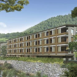 「ホテルインディゴ箱根強羅」2020年1月開業、欧米発ホテルブランド日本初進出