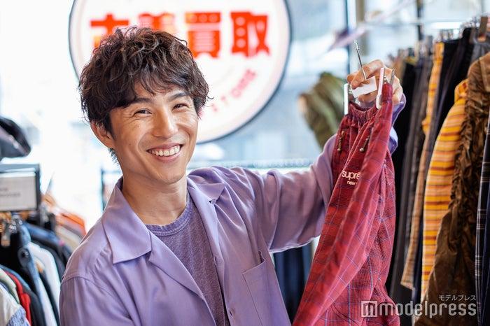 中尾明慶(C)モデルプレス