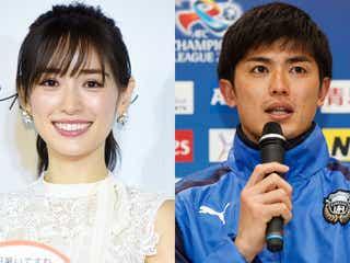 泉里香、サッカー谷口彰悟選手と交際報道 所属事務所がコメント