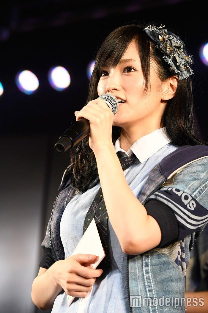 山本彩「NMB48がこのままでは危ない」AKB48ラスト劇場公演で胸の内を告白(C)AKS