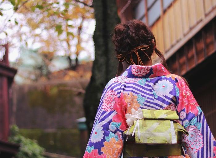 初詣は一年の感謝を伝える&新年の挨拶の場(photo by GIRLY DROP)