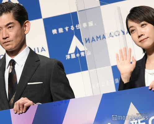 永山瑛太、初共演の松本穂香は「もっと調子に乗っていい」