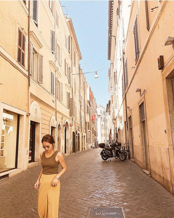 イタリアはフォトジェニックな風景の宝庫(提供画像)