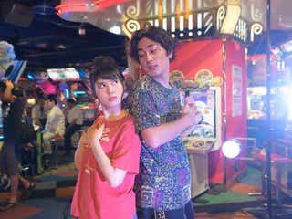 土屋太鳳、華麗なダンスを披露 間宮祥太朗とシンクロ<トリガール!メイキング映像>