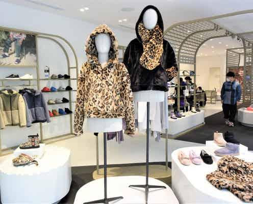 「アグ」大阪店が日本初のコンセプトストアに アパレル拡充しライフスタイル提案