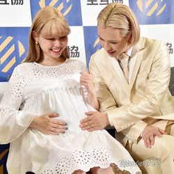 モデルプレス - 妊娠8ヵ月のぺこ、産休へ マタニティライフを明かす