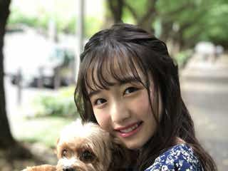 「めざましテレビ」イマドキガールでも話題・内田珠鈴、美少女感100%で魅了