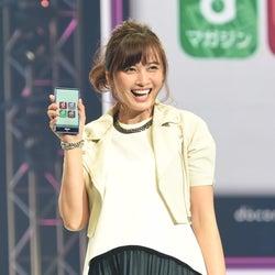 加藤夏希、第1子妊娠 ふっくらお腹で涙の報告