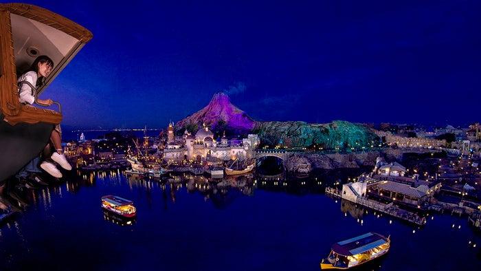 「ソアリン:ファンタスティック・フライト」乗車イメージ(C)Disney