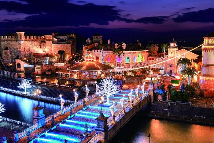 まるで冬のヨーロッパ!光のフェスティバル「フェスタ・ルーチェ」がスケールアップ/画像提供:タカショー