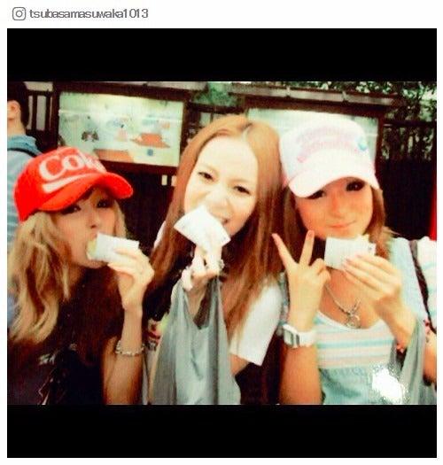 (左から)益若つばさ、樋口智子、鈴木奈々/Instagramより