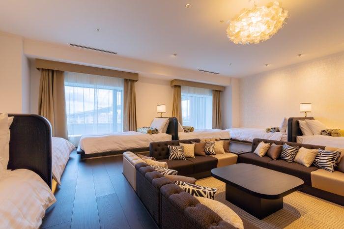 スペーシャスルームグランド(C)LIBER HOTEL AT UNIVERSAL STUDIOS JAPAN
