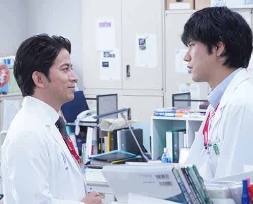 V6岡田准一「白い巨塔」主演にプレッシャー 松山ケンイチは演技絶賛