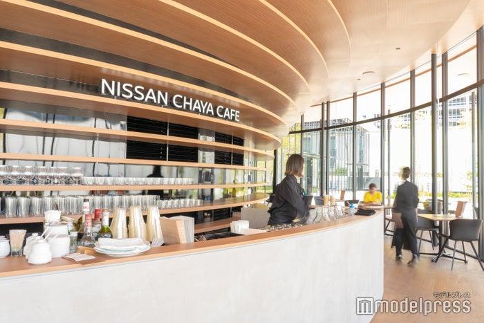 「NISSAN CHAYA CAFE」の様子(C)モデルプレス