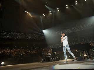 アンジェラ・アキ、日本での音楽活動停止となる全国ツアー最終日の日本武道館公演が涙のフィナーレで終了