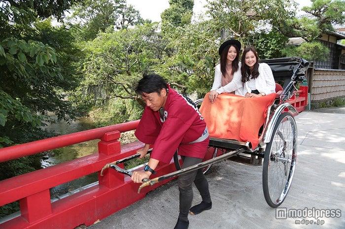 人力車で楽しく鎌倉観光
