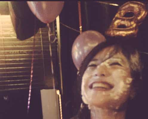 """吉高由里子、""""顔面ケーキ""""でバースデー?祝福の声殺到"""