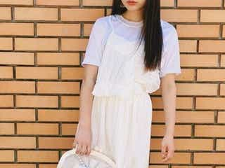 この春着るなら断然「白」♡ピュアカラーで着こなす今っぽコーデ