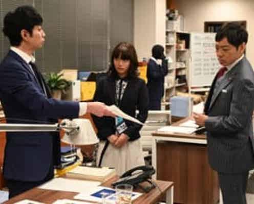 絶妙な掛け合い!松本潤、香川照之、杉咲花『99.9』撮影現場レポート