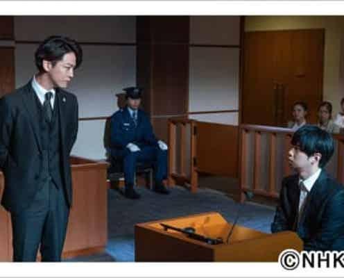 千葉雄大が「正義の天秤」最終話に亀梨和也が弁護する誘拐犯役で出演。「亀梨さんの目の力に押されないように踏ん張っていました」