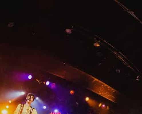フレンズ、2ndフルアルバムリリースワンマンライブを開催!東京公演のレポートが到着