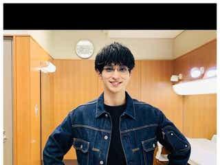 横浜流星、綾野剛が贈ったサングラス公開「素敵な関係」「似合ってる」の声